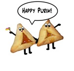 Happy Purim Hamantaschen