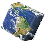 Earth Cubed