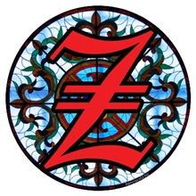 Stained Glass Z