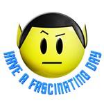 Spock Smiley #3
