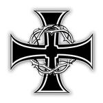 Barbed Templar Cross