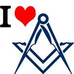 I Love Freemasonry