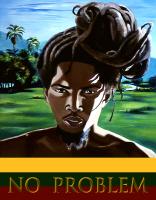 Positive Rastafarian Paintings