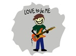 GUITAR PLAYER - LOVE TO BE ME