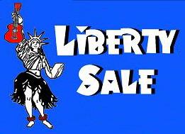 Liberty Sale