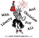 """Liberty & Ukuleles"""