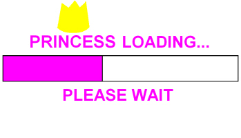 PRINCESS LOADING...