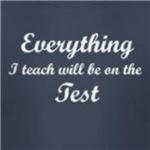 Everything I Teach