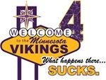 Vegas Brett Favre Minnesota Vikings