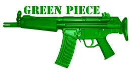 SUPPORT GREEN PIECE!