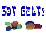 Funny Got Gelt Hanukkah