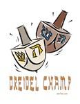 Dreidel Champ Hanukkah