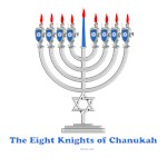 Eight Knights of Chanukah