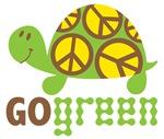 Go Green Turtle