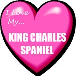 I Love My Cavalier King Charles Spaniel