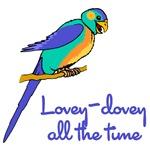 Lovey-Dovey Lovebird