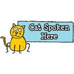 Cat Spoken Here
