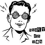 Smartass Men T-Shirts