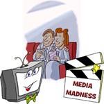 Media Madness T-Shirts