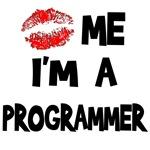 Kiss Me I'm A Programmer T-Shirts & Gifts