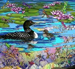 Loons and Lilies