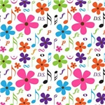 Music Lover Flowered Musical Gifts