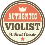 Viola Music Authentic Violist Gifts