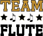 TEAM FLUTE FUNNY MARCHING BAND SHIRTS