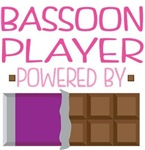 BASSOON PLAYER powered by chocolate