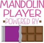 MANDOLIN PLAYER powered by chocolate
