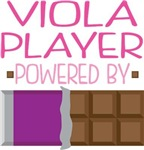 VIOLA PLAYER powered by chocolate