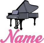 PERSONALIZED PIANO GIFTS AND T-SHIRTS
