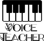Voice Teacher Music T-shirts and Gifts