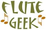 Flute Geek T shirts