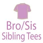 Cute Sibling T-shirts | Bro and Sis Tees