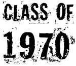 Grunge Class Of 1970 Reunion T-shirts