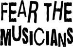 Funny Musician T-shirts and Gifts