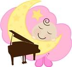 Piano Baby Music Clothing