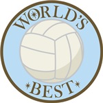 Volleyball World's Best T-Shirts and Gifts