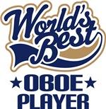 Oboe Player (Worlds Best) Music Tshirts