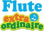 Flute Extraordinaire Choir T-shirts