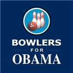 BOWLERS FOR OBAMA