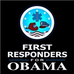 FIRST RESPONDERS FOR OBAMA