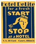 Hotel Delite 1930