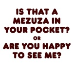 Mezuzah in Your Pocket?
