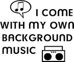 I Come With Music
