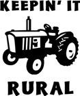 Keepin' Rural