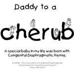 Daddy to a Cherub