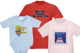 Independence Day July 4th T-Shirts and Gifts