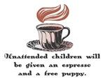 Espresso for Unattended Children